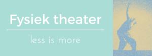 Fysiek theater